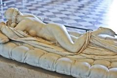 Hermaphrodite grec endormi, 1er siècle avant J.-C. - SL