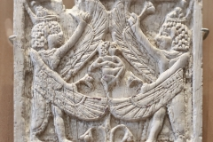 Ivoire assyrien, Arslan Tash, 2ème siècle avant J.-C. - SL