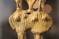 Myces (Grèce), triade sacrée, 1370-1250 avant J.-C. - SL