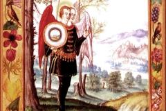 Salomon Trismosin, Splendor Solis, 16ème siècle - wikimedia commons, domaine public