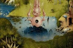 Jérome Bosch, le jardin des délices, le paradis, 1504 - wikimedia commons, domaine public