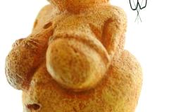 Vénus de Willendorf, 30 000 av JC - wikimedia commons, Matthias Kabel , CC BY 2.5