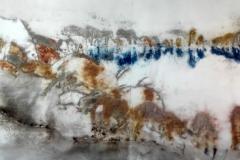 Cai Guo Quiang, white tone (détail), 2016 - SL