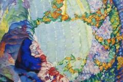 François Kupka, printemps cosmique, 1913/1914 - SL