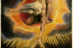 William Blake, l'origine du Monde, 1824 - wikimedia commons, domaine public