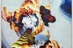 Kupka, conte de pistils et d'étamines 1, 1920 - SL