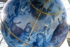 Globe céleste de Coronelli, 17ème siècle - Wikimedia Commons, Myrabella CC BY-SA 3.0
