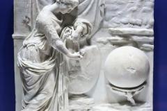 Uranie, muse grecque de l'astronomie, 1er siècle - SL