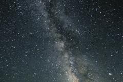 Voie lactée, désert de Black Rock, Nevada - wikimedia commons, Steve Jurvetson CC BY 2.0