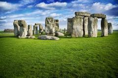 Stonehenge, vers 2800-1100 av. J.-C. - wikimedia commons, Mactographer