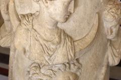 Autel de Séléné, Louvre, 2ème siècle - SL