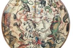 Andreas Cellarius, atlas coeslestis seu harmonia macrocosmica,1661 - domaine public