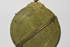 Astrolabe, Iran, 17ème siècle - BnF - SL 2019