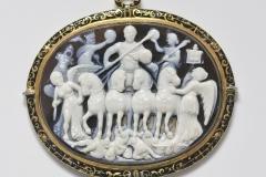 Camée dit du Triomphe de Licinius, 4ème siècle, BnF - SL 2019