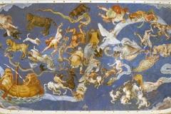 Le Venosino, voute plafond du palais Farnèse, 1573 - wikimedia commons, domaine public