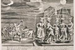 Influence de la lune sur la teste des femmes, bnf, 1650 - domaine public, SL