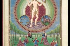 Venus, De Sphaera,  Christoforo de Predis, 1440-1486 - wikimedia commons, domaine public