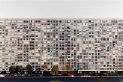 Andreas Gursky, Montparnasse, 1993 - installation musée de Dusseldorf