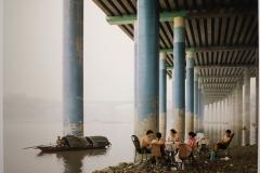 Chongqing IV, picnic du dimanche, Nadav Kander, 2006