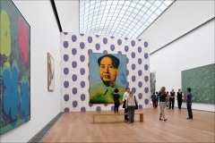 Mao, salle Andy Warhol, 1972 - wikimedia commons, Dalbera CC BY-SA 2.0