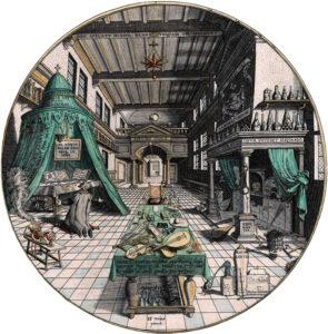 khunrath-amphitheatre-de-la-sagesse-eternelle - wikimedia commons - domaine public