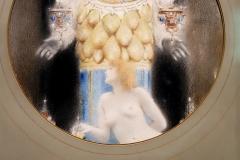 L'idole, Fernand Knopff, 1909 - SL2018