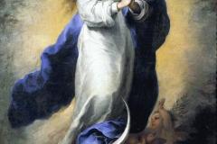 Immaculée Conception, Bartolomé Esteban Perez Murillo, 1660-1665 - wikimedia commons, domaine public